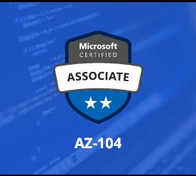 [AZ-104] Microsoft Azure Administrator