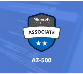[AZ-500] Microsoft Azure Security Technologies 구현