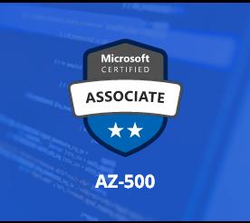 [AZ-500] Microsoft Azure Security Technologies